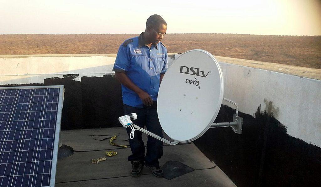 DSTV Installation Jeffreys Bay